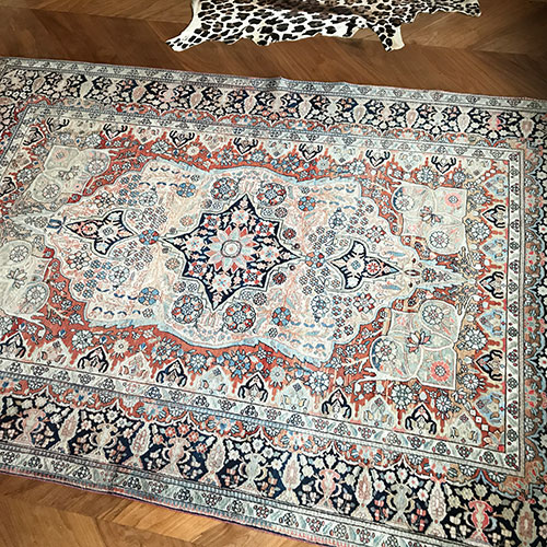 Recent Rug Clean in Mayfair, London
